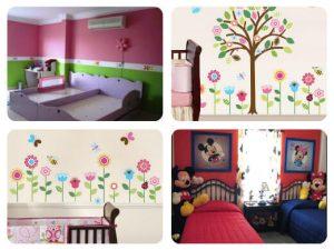 افكار جديدة لديكور غرف الاطفال