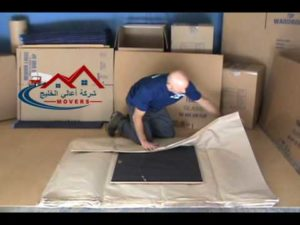 نقل الأثاث والأجهزة الثقيلة نقل شاشات البلازما